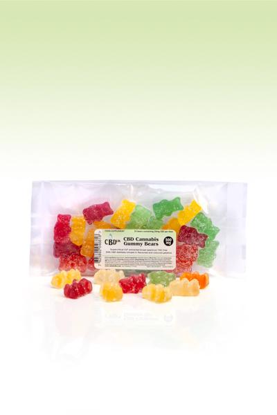 CBD Gummy Bears